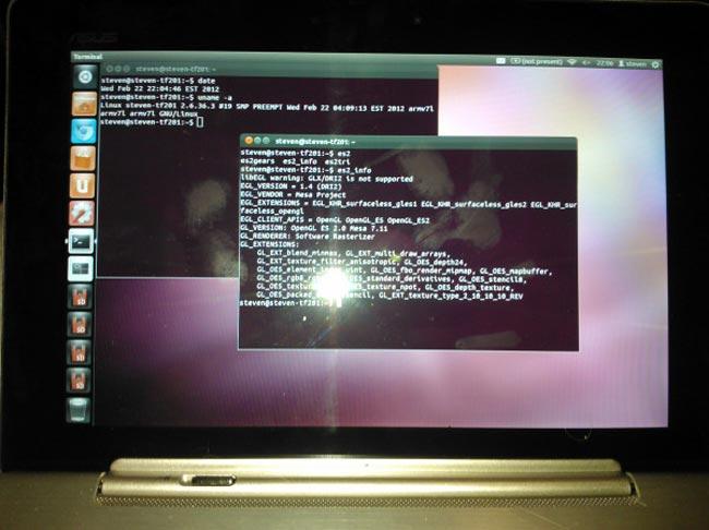 Transformer Prime Ubuntu