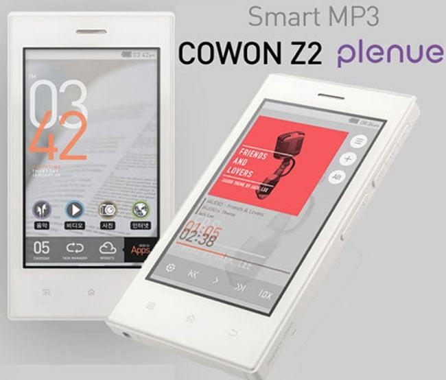 Cowon Z2
