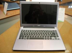Acer V5 Nvidia Geforce Graphics Laptop Unveiled (video)