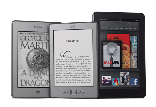 Amazon Kindle Singles