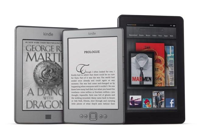 Amazon Kindle Singles