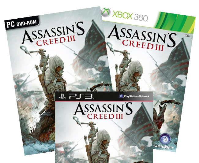 [Noticia] Assassin's Creed 3 PC Fecha Incierta