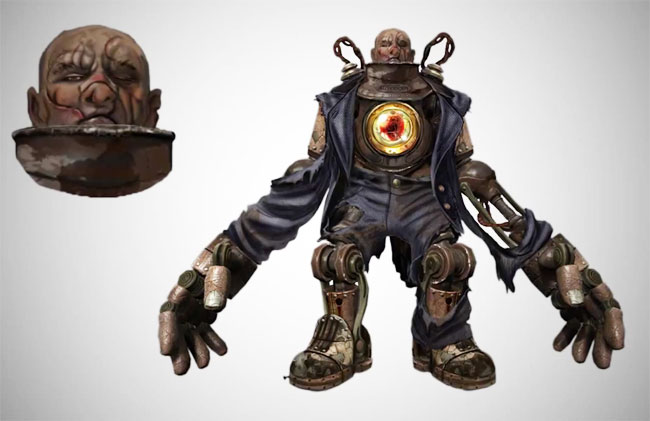 BioShock Infinite Heavy Hitters Part 2