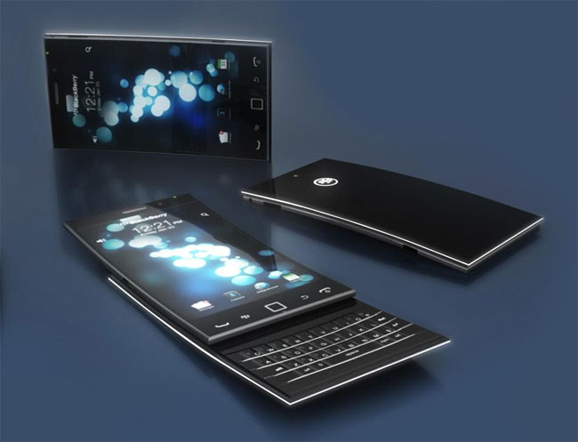 Blackberry Blade Concept