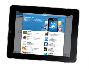 Box OneCloud Brings Cloud Storage To The iPad