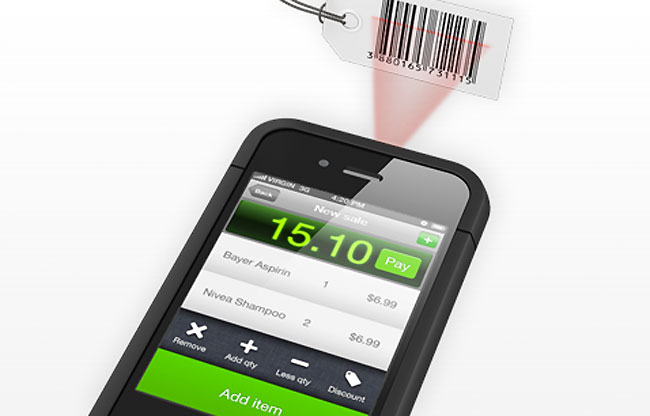 Cashier Live POS Application Launches For iPhone