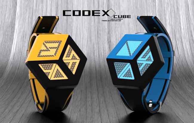 Codex Cube Watch