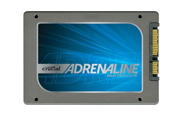 Crucial Adrenaline Solid State Cache