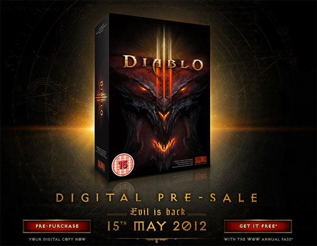 Diablo III Release Date