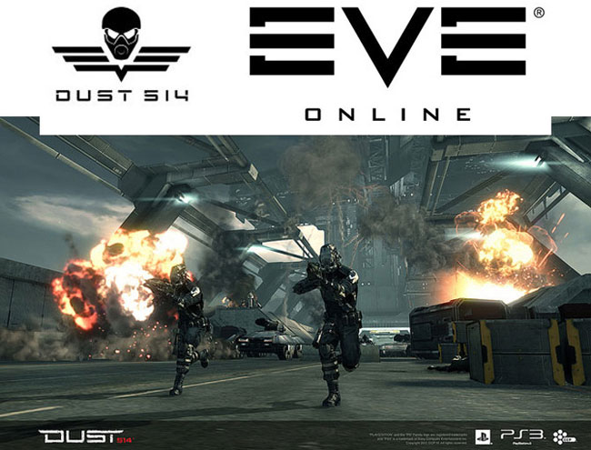 CCP Explains How EVE Online And Dust 514 Will Combine (video)