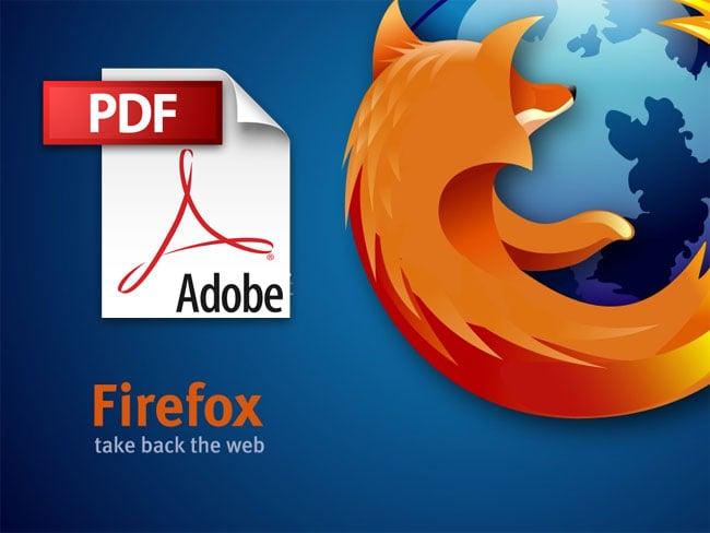 Firefox 14 PDF