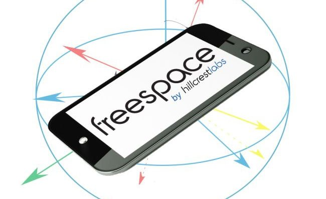 FreeSpace motion engine