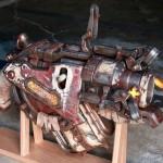 Gears of War 3 Digger Launcher