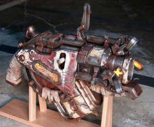 Gears of War 3 Digger Launcher