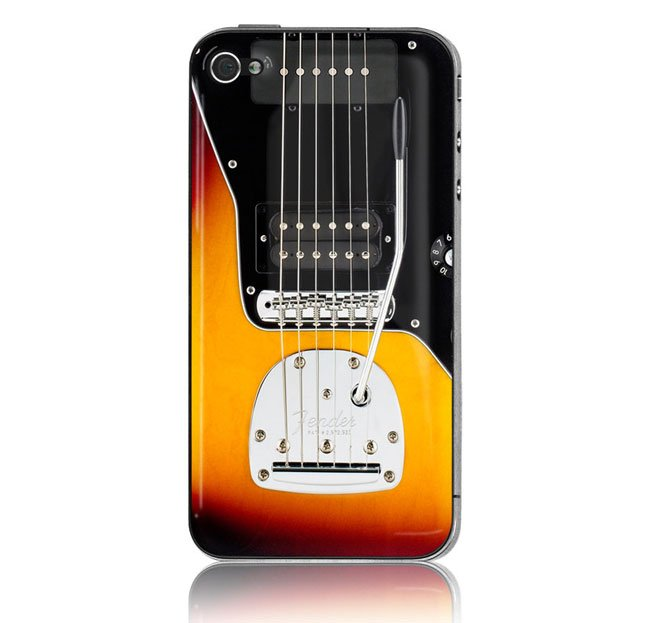 Guitar iPhone 4 Case