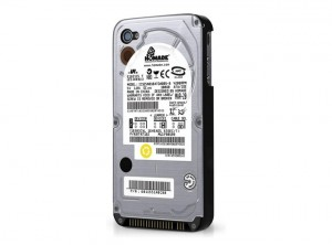 HDD iPhone Case