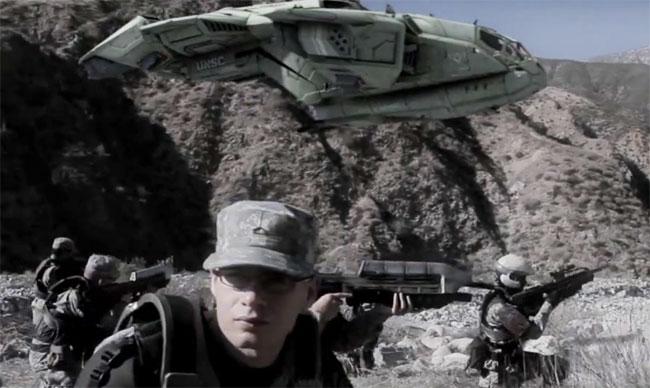 Halo The Fallen
