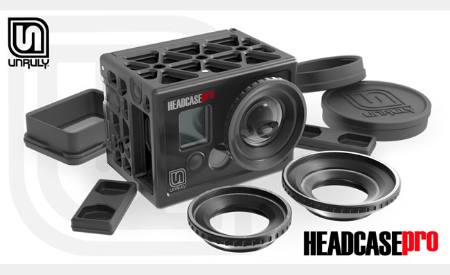 HeadcasePro GoPro Camera Case