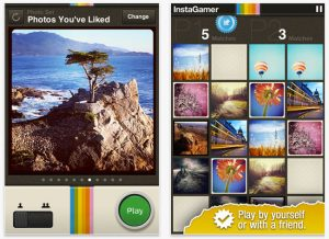 InstaGamer iOS App Makes A Game From Instagram