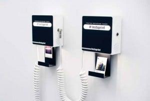 Instaprint Location based Photobooth