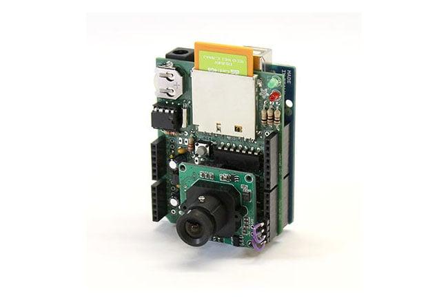 Internet of Things Camera DIY WiFi Camera