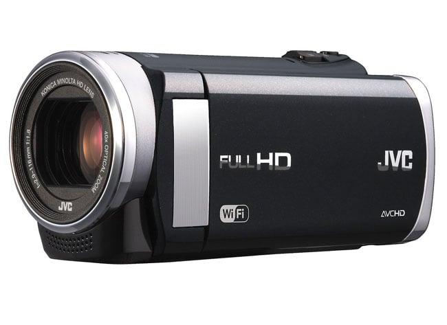 Everio GZ-EX250 1080p Camcorder