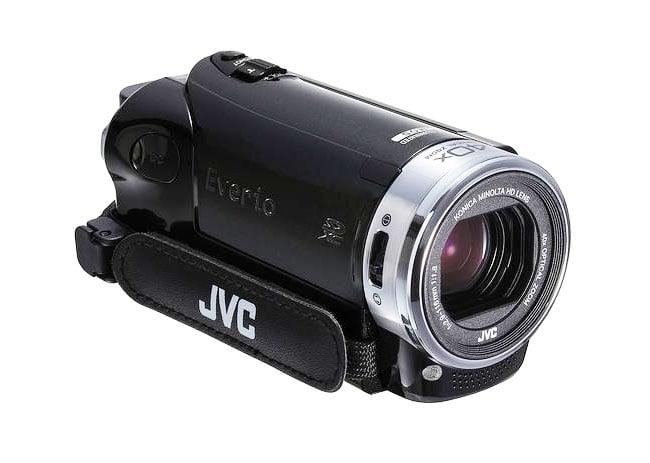 JVC Everio GZ-EX250 1080p Camcorder