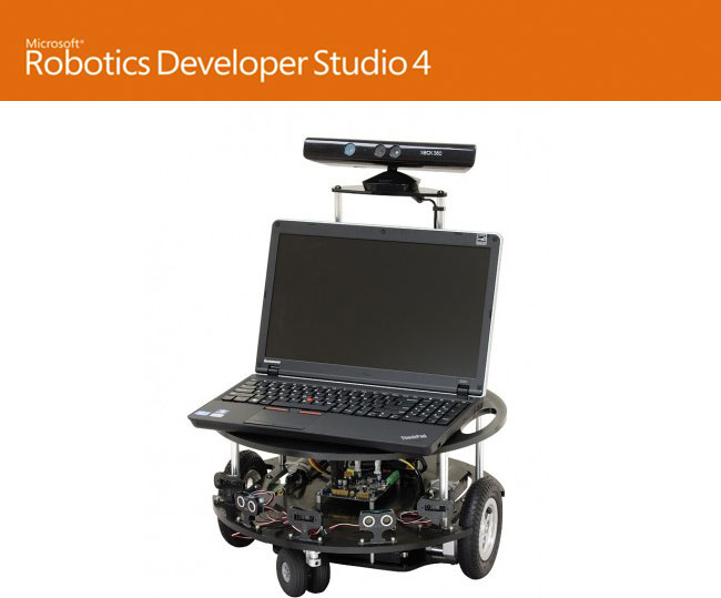 Robotics dev toolkit for Kinect