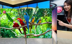 LG's 55 Inch OLED TV To Launch In May For $7,900