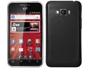 LG Optimus Elite For Sprint and Virgin Leaked