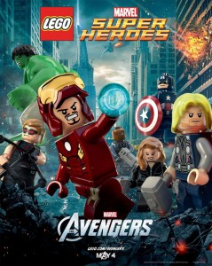 New Lego Marvel Avengers Characters Unveiled