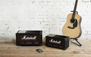 Marshall Freeplayer Vintage Speaker Concept
