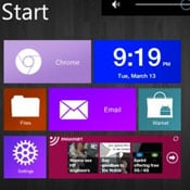 Windows Metro Style Android User Interface (video)