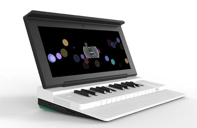 Miselu's Neiru keyboard