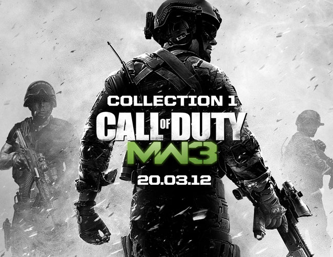 Modern Warfare 3 Content Collection