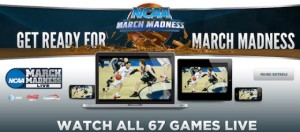 NCAA March Madness Live App Now Available