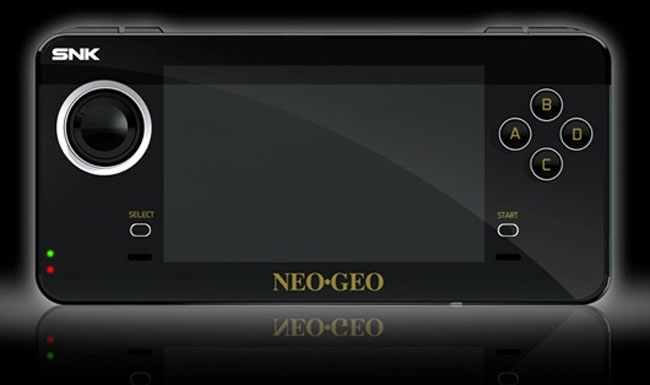 NeoGeo Handheld