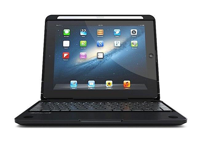 New iPad 3 keyboard case