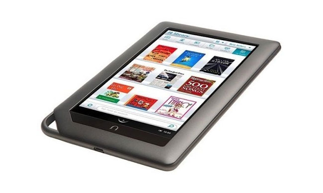 Nook 16GB Partition