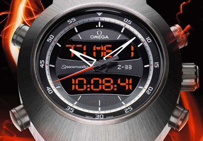 Omega Spacemaster Z-33 Watch Announced