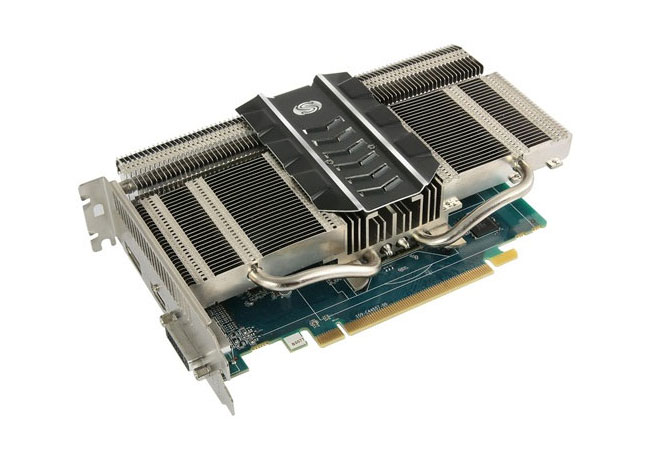 Passively Cooled HD 7750