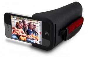 PoiseCam Ergonomic iPhone Video Capture Grip (video)
