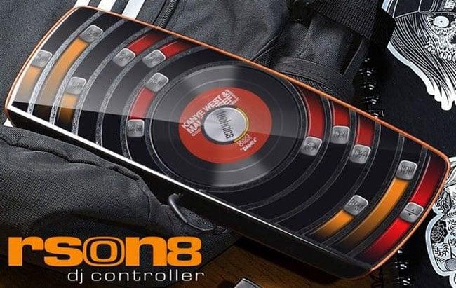 RSON8 DJ Controller