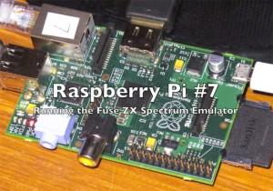 Raspberry Pi Computer Transformed Into A Retro ZX Spectrum Games Emulator (video)