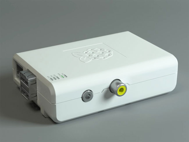Raspberry Pi computer case