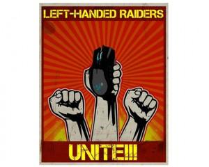 Razer Left-handed Naga Mouse For 10,000 Likes