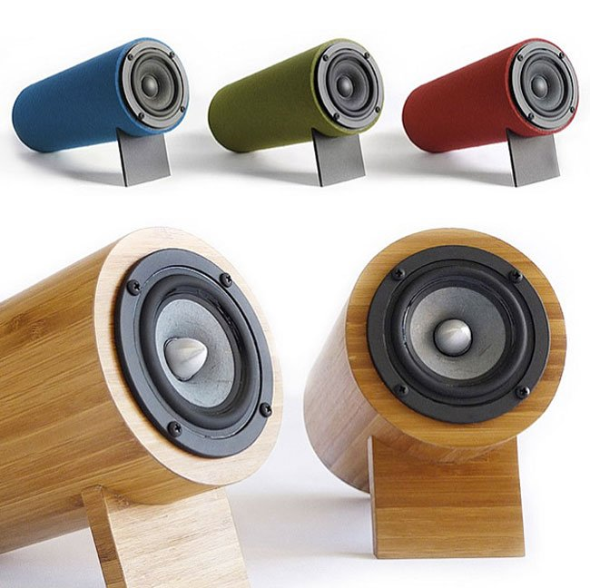 Rounded Sound Speakers