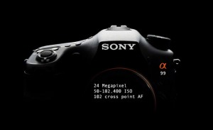 New Sony A99 Camera Equipped With 102 Autofocus Points?