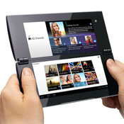 Sony Tablet P Now Easily Rooted