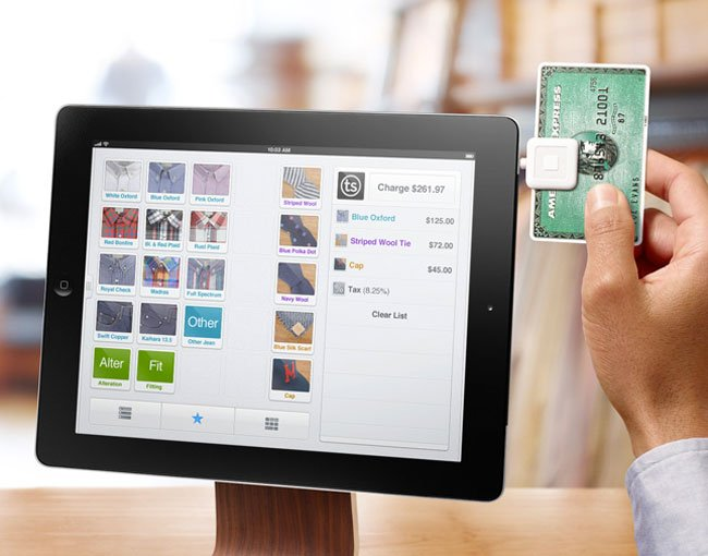 Square Register Ipad Application Launches Video
